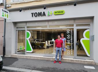 Une nouvelle agence d'interim en Alsace